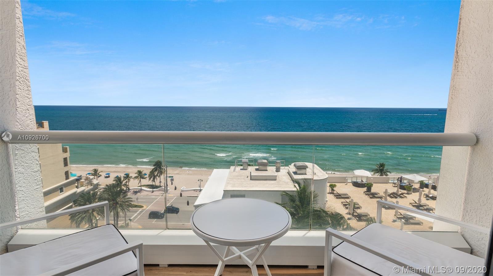 Ocean Resort Residences #1017 - 551 N Fort Lauderdale Beach Blvd #1017, Fort Lauderdale, FL 33304