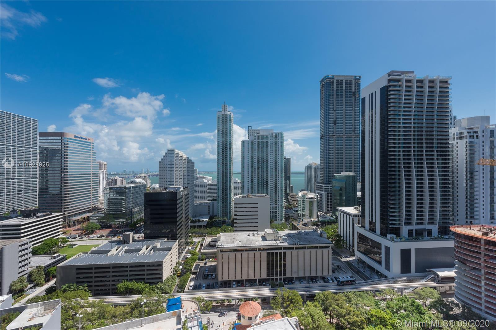 Brickell Heights East Tower #2503 - 45 SW 9 St #2503, Miami, FL 33130