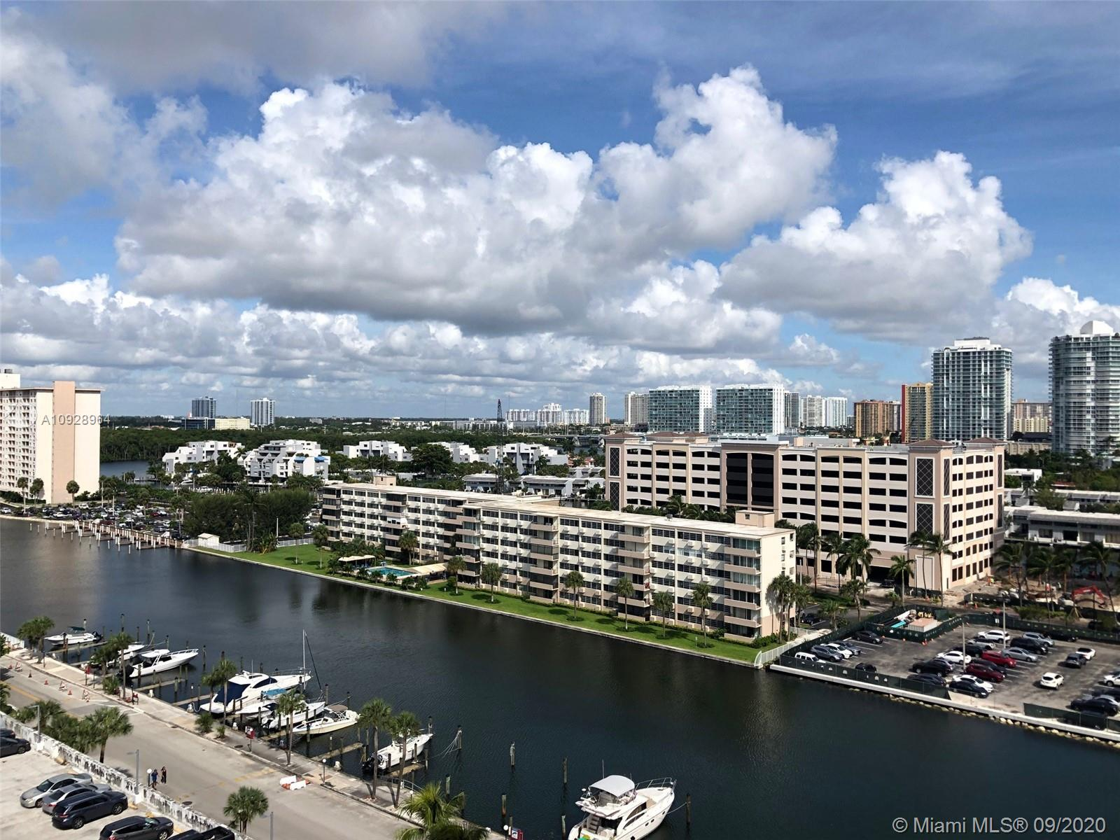 Arlen House #1204 - 100 Bayview Dr #1204, Sunny Isles Beach, FL 33160