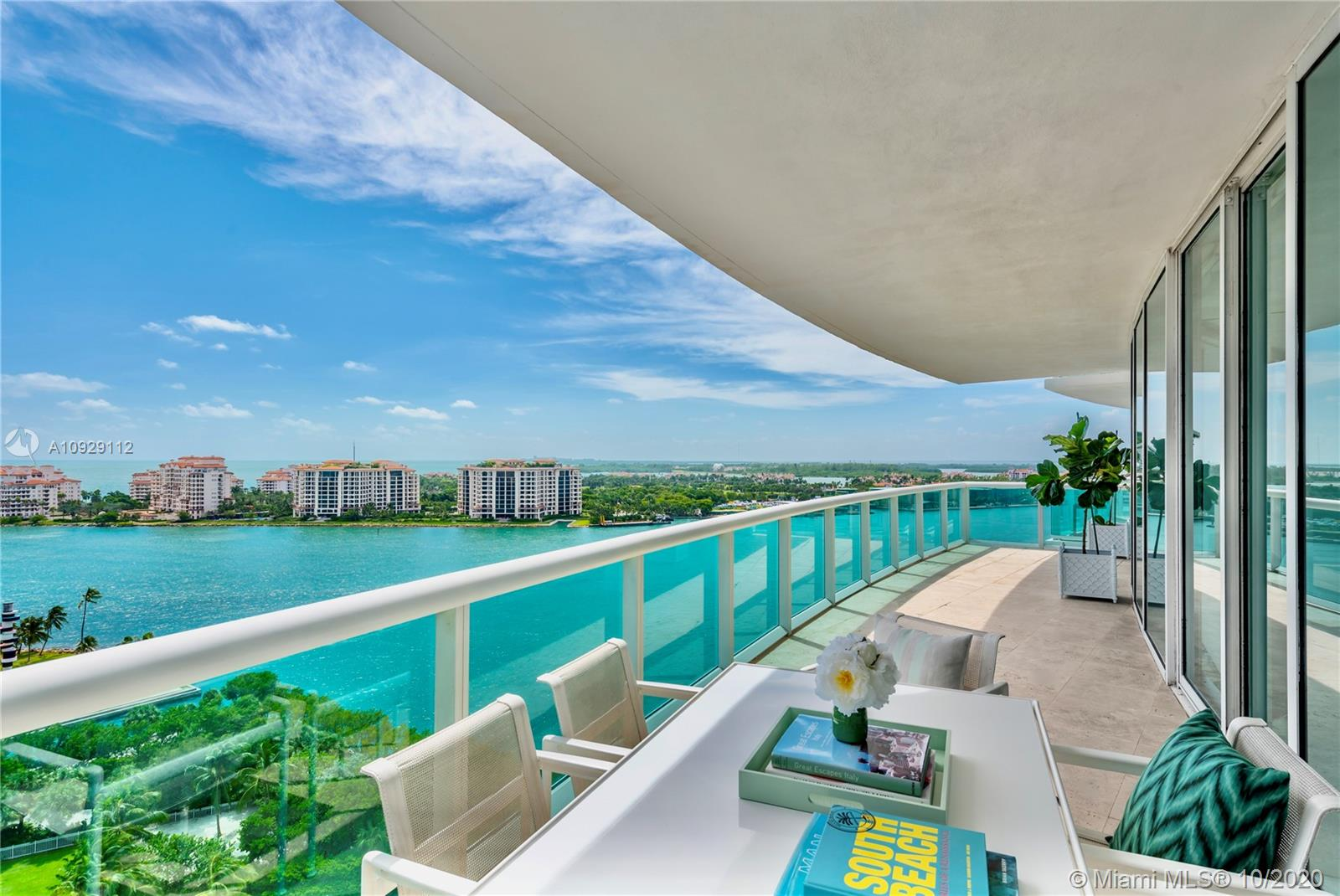 Murano At Portofino #1605 - 1000 S Pointe Dr #1605, Miami Beach, FL 33139