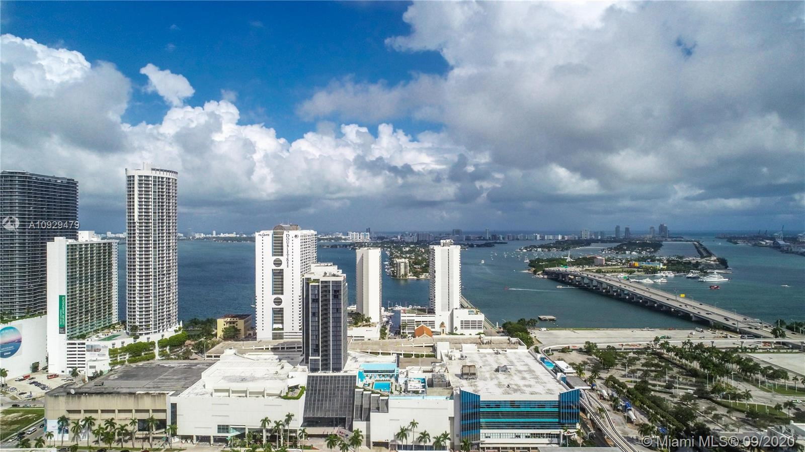 Canvas #3405 - 1600 NE 1st Ave #3405, Miami, FL 33132