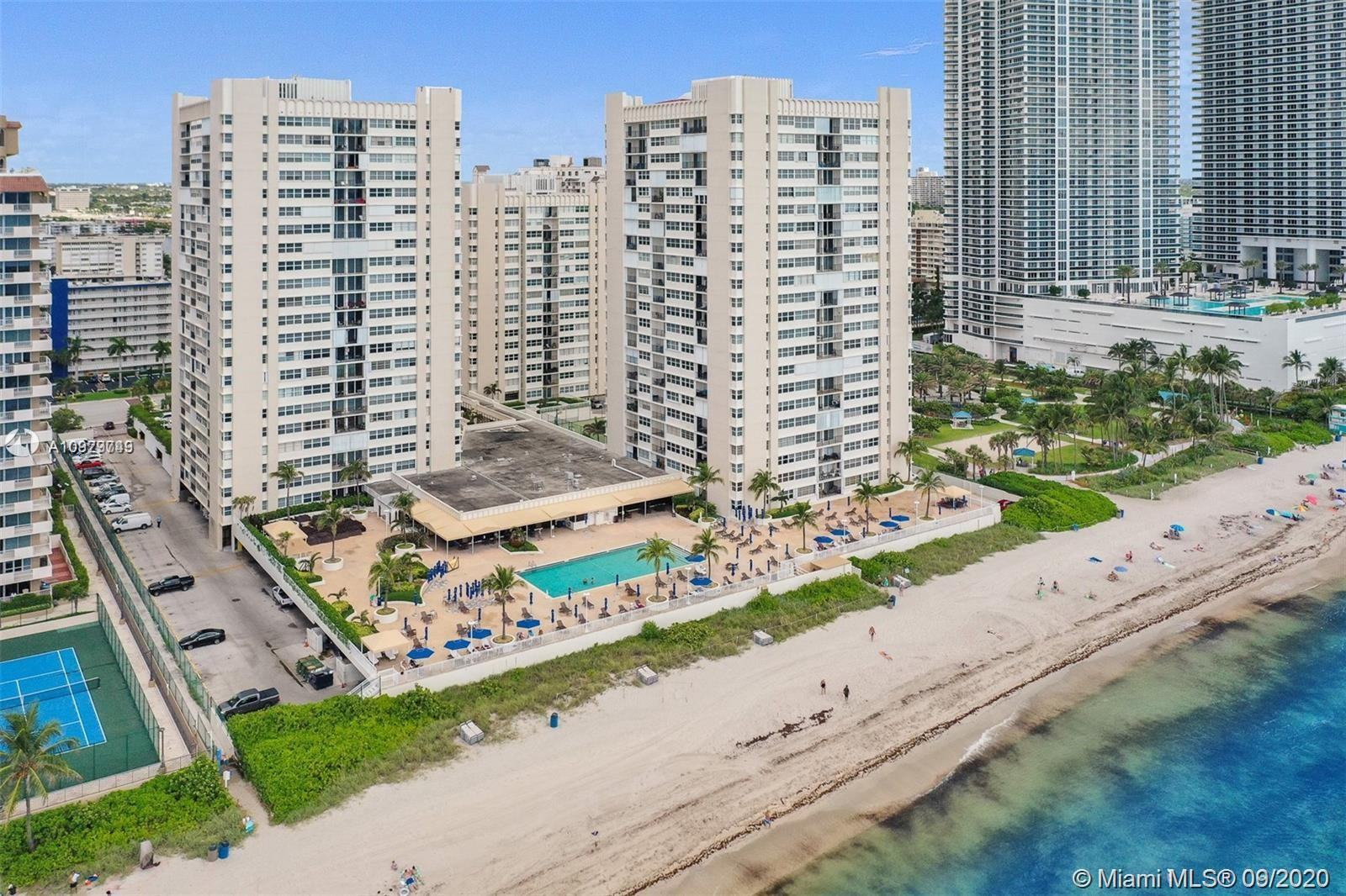 La Mer South #1407 - 1904 S Ocean Dr #1407, Hallandale Beach, FL 33009