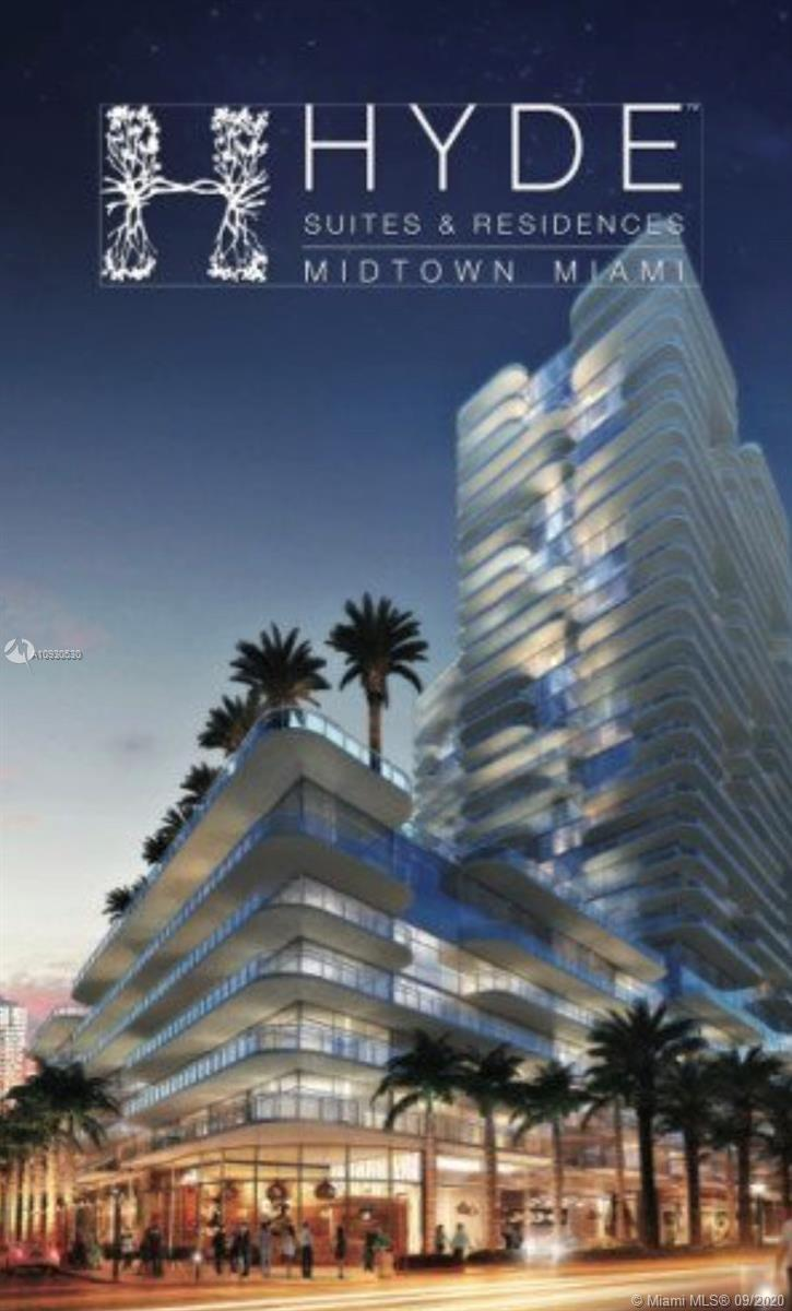 Hyde Midtown #2802 - 121 NE 34th St #2802, Miami, FL 33137