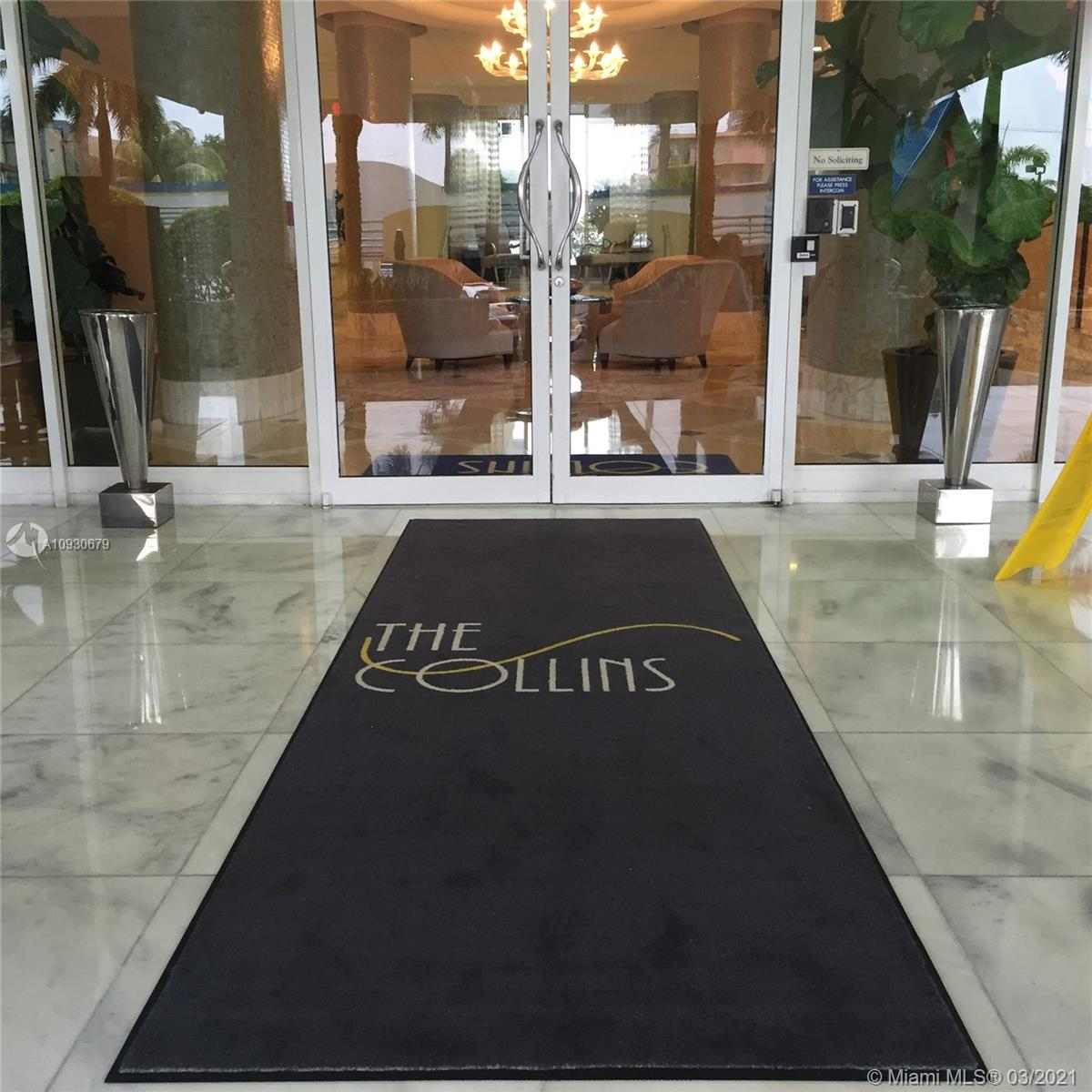 The Collins #PH20 - 6917 Collins Ave #PH20, Miami Beach, FL 33141