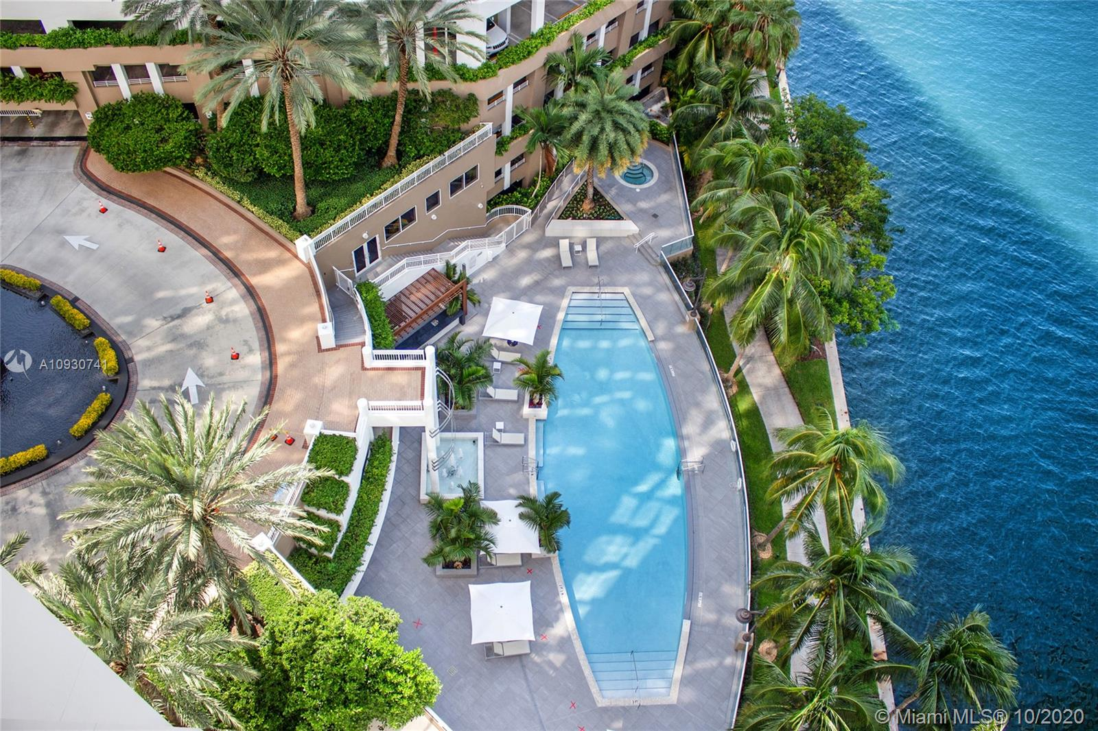 Photo of 901 Brickell Key Blvd #1604 listing for Sale
