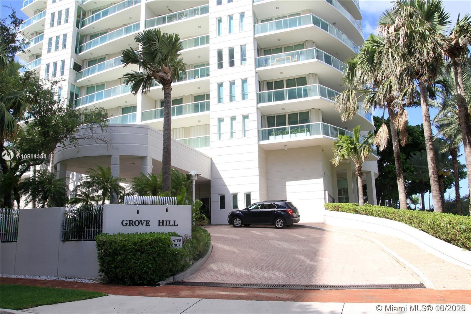 Grove Hill #1002 - 2645 S Bayshore #1002, Miami, FL 33133