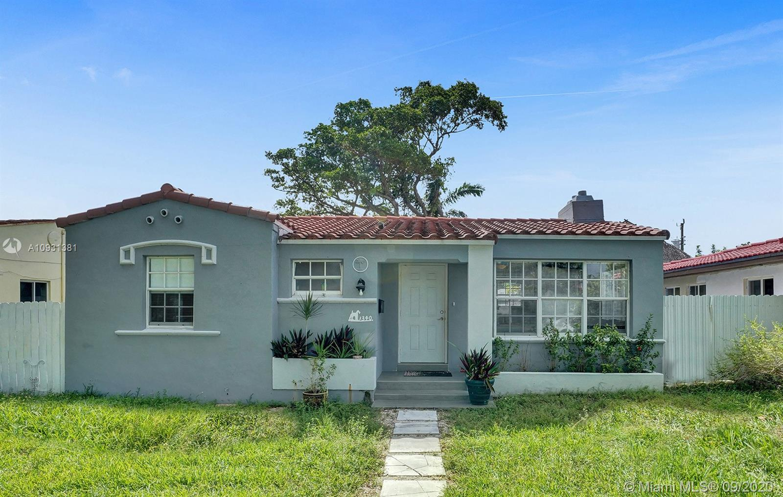 1340 Normandy Drive, Miami Beach, Florida 33141, 3 Bedrooms Bedrooms, ,2 BathroomsBathrooms,Residential,For Sale,1340 Normandy Drive,A10931381