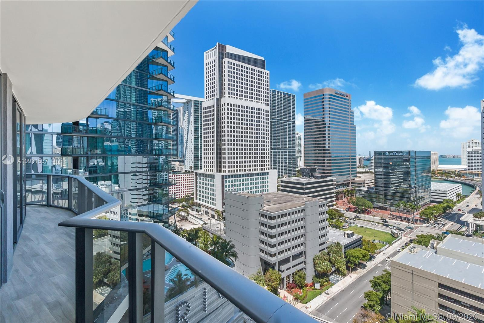 801 Miami Ave # 1605, Miami, Florida 33130, 2 Bedrooms Bedrooms, ,2 BathroomsBathrooms,Residential Lease,For Rent,801 Miami Ave # 1605,A10931537