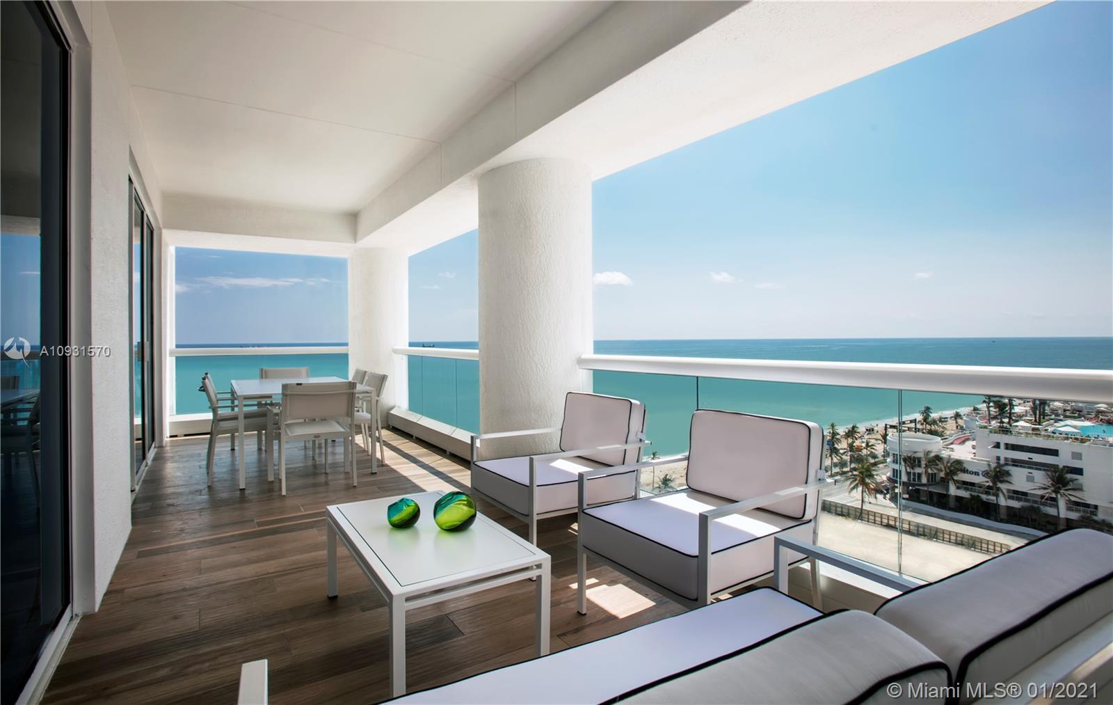 Ocean Resort Residences #H1014 - 551 N Fort Lauderdale Beach Blvd #H1014, Fort Lauderdale, FL 33304