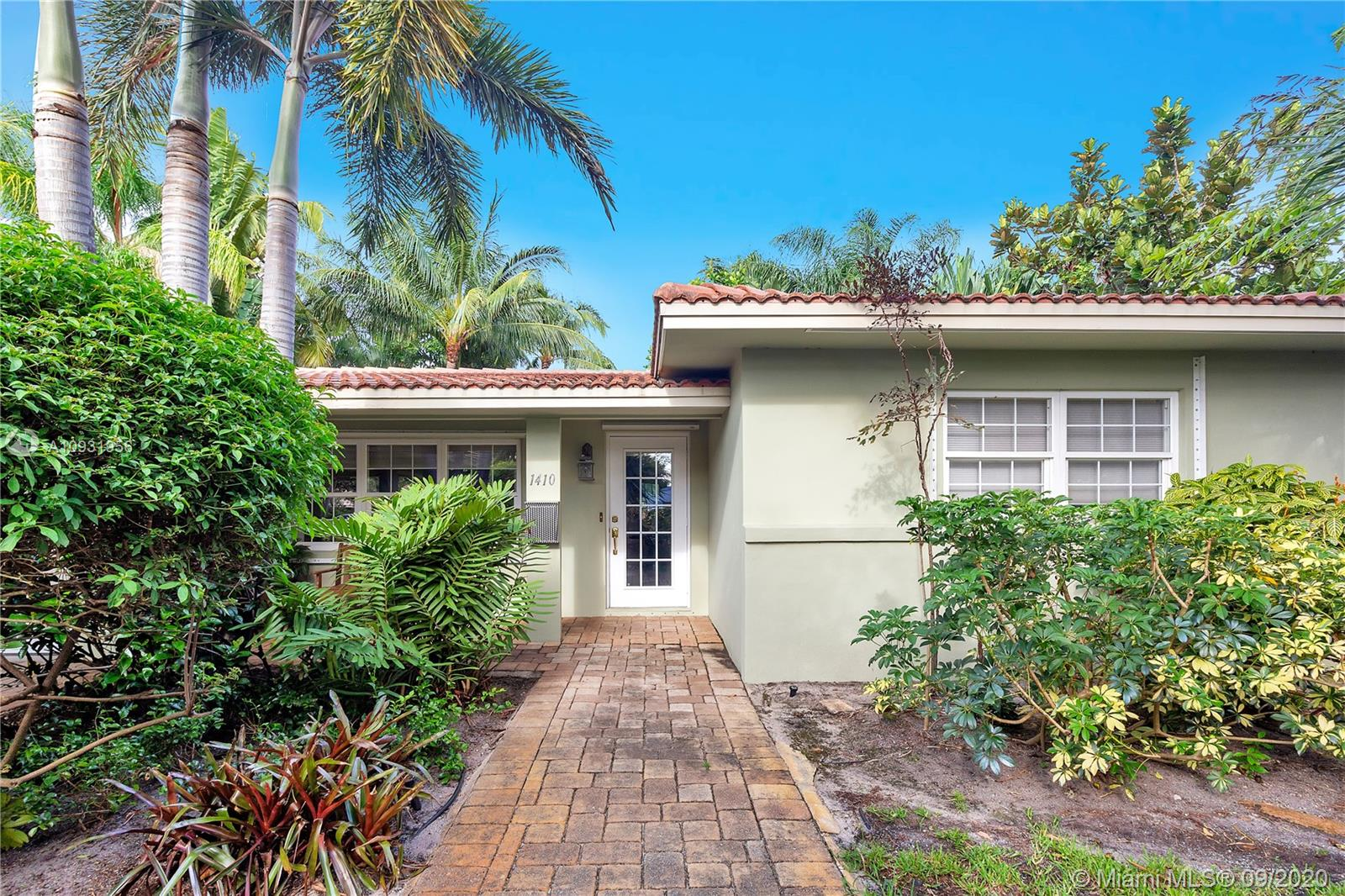 Property for sale at 1410 NE 16th Ave, Fort Lauderdale,  Florida 33304