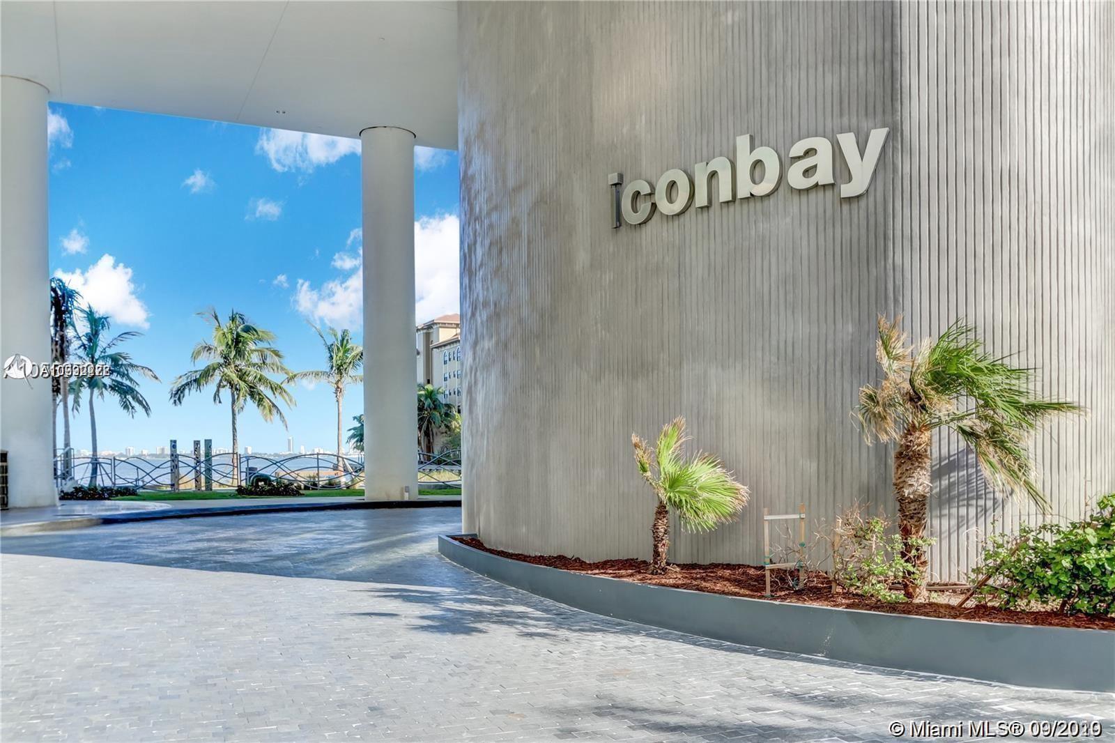 Icon Bay #1201 - 460 NE 28th St #1201, Miami, FL 33137