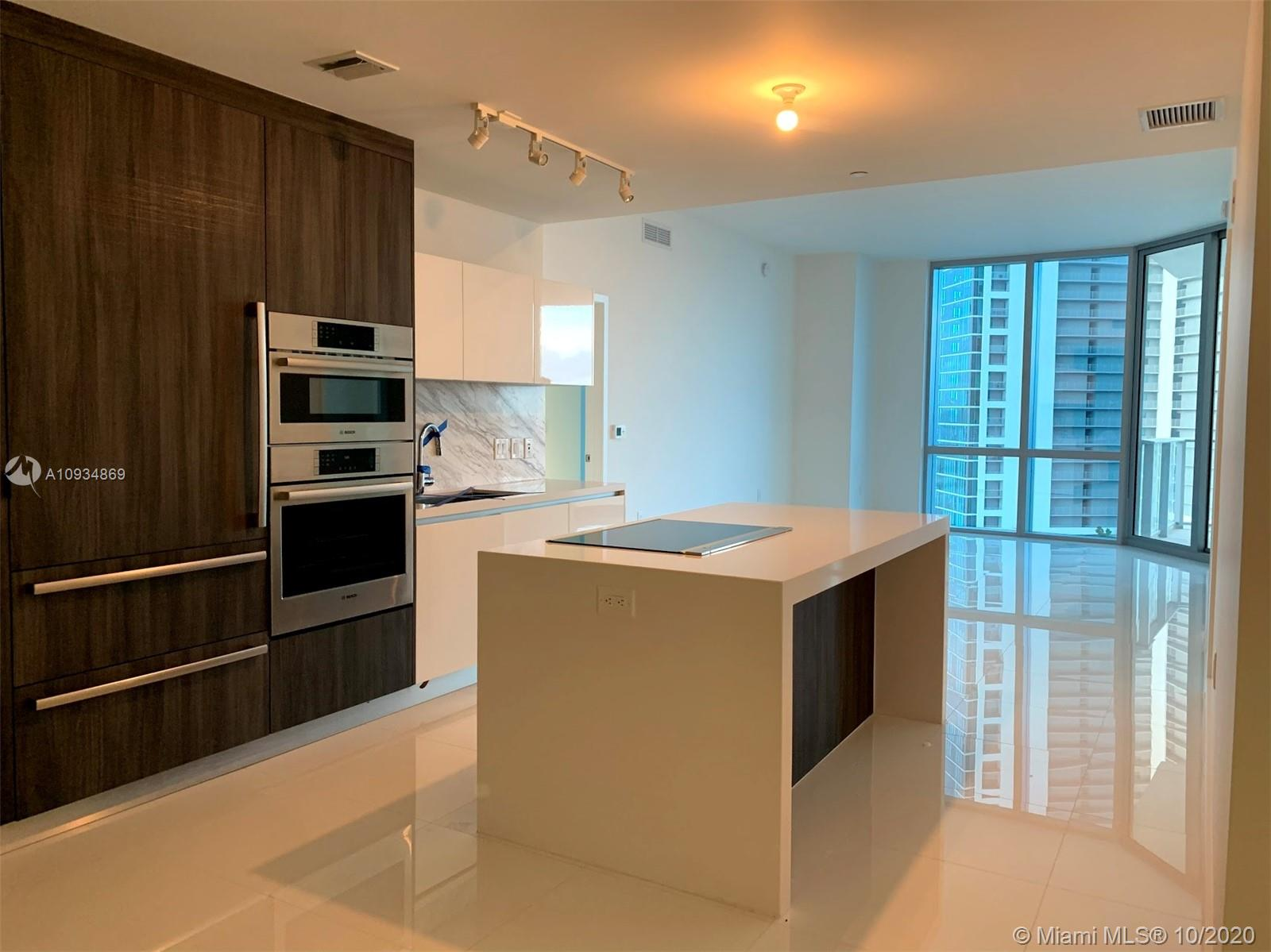 Paramount Miami Worldcenter #1807 - 851 NE 1st Ave #1807, Miami, FL 33132