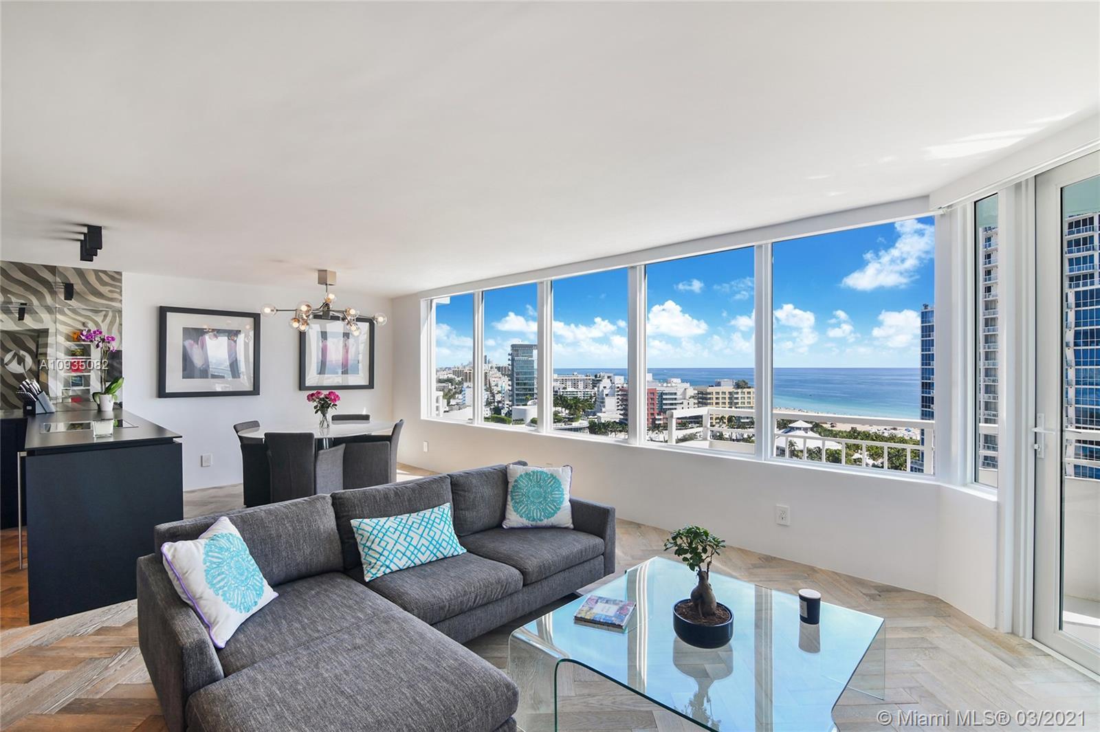South Pointe Tower #1706 - 400 S Pointe Dr #1706, Miami Beach, FL 33139