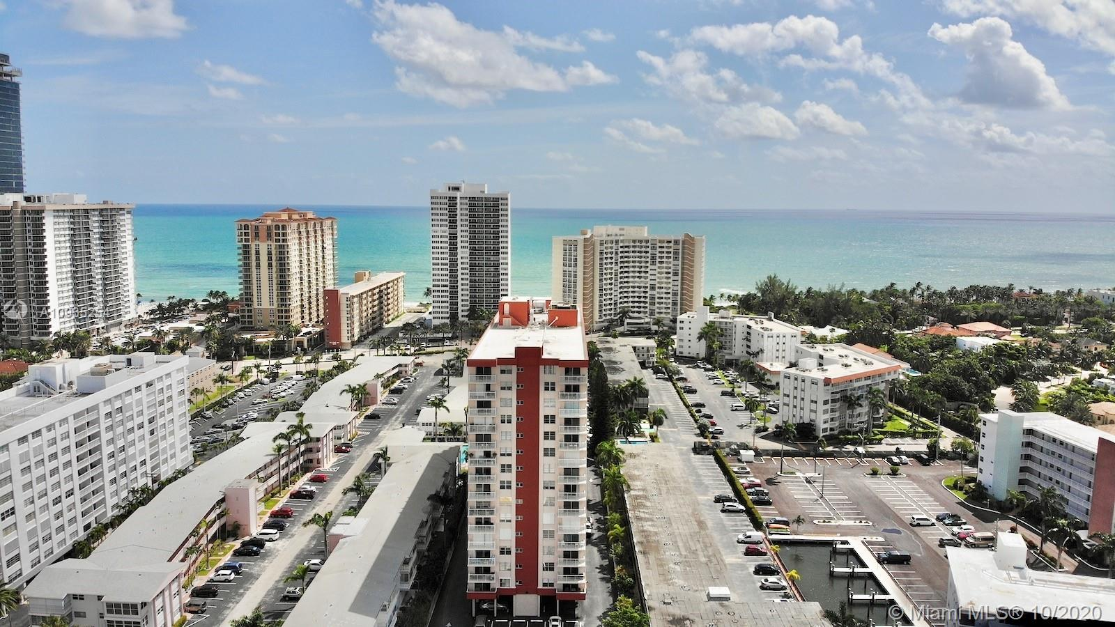 Clifton #809 - 3161 S Ocean Dr #809, Hallandale Beach, FL 33009