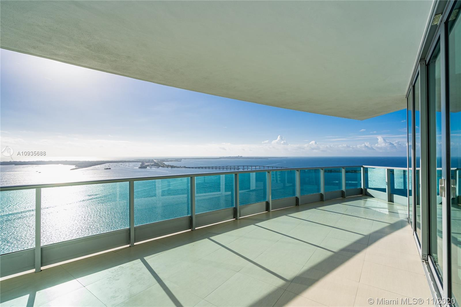 Jade Residences #3611 - 1331 Brickell Bay Dr #3611, Miami, FL 33131
