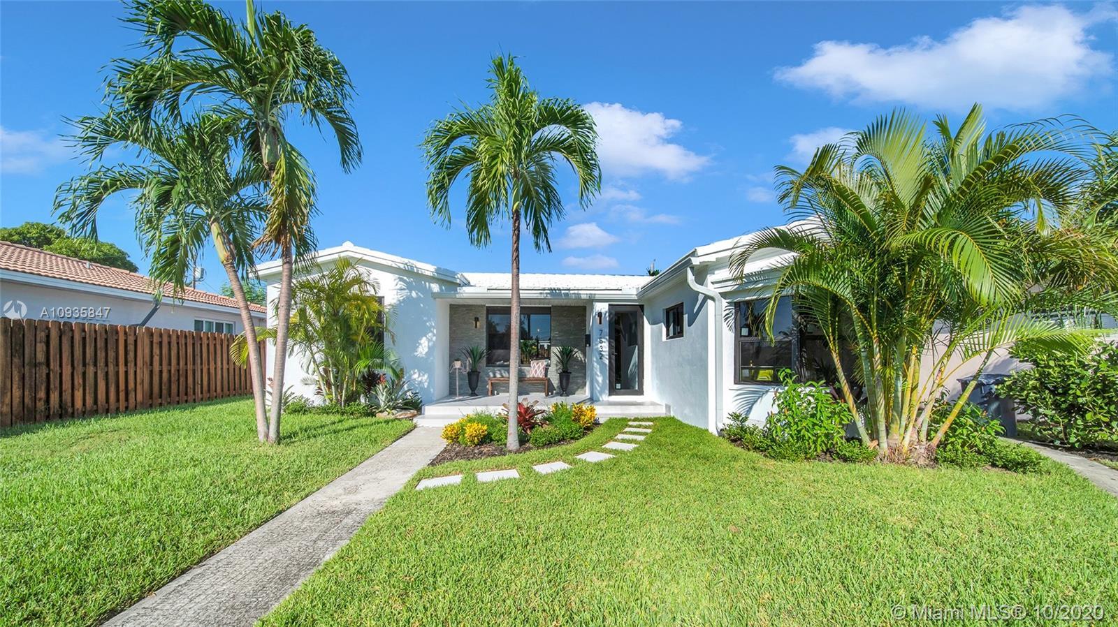 Treasure Island - 7532 Hispanola Ave, North Bay Village, FL 33141