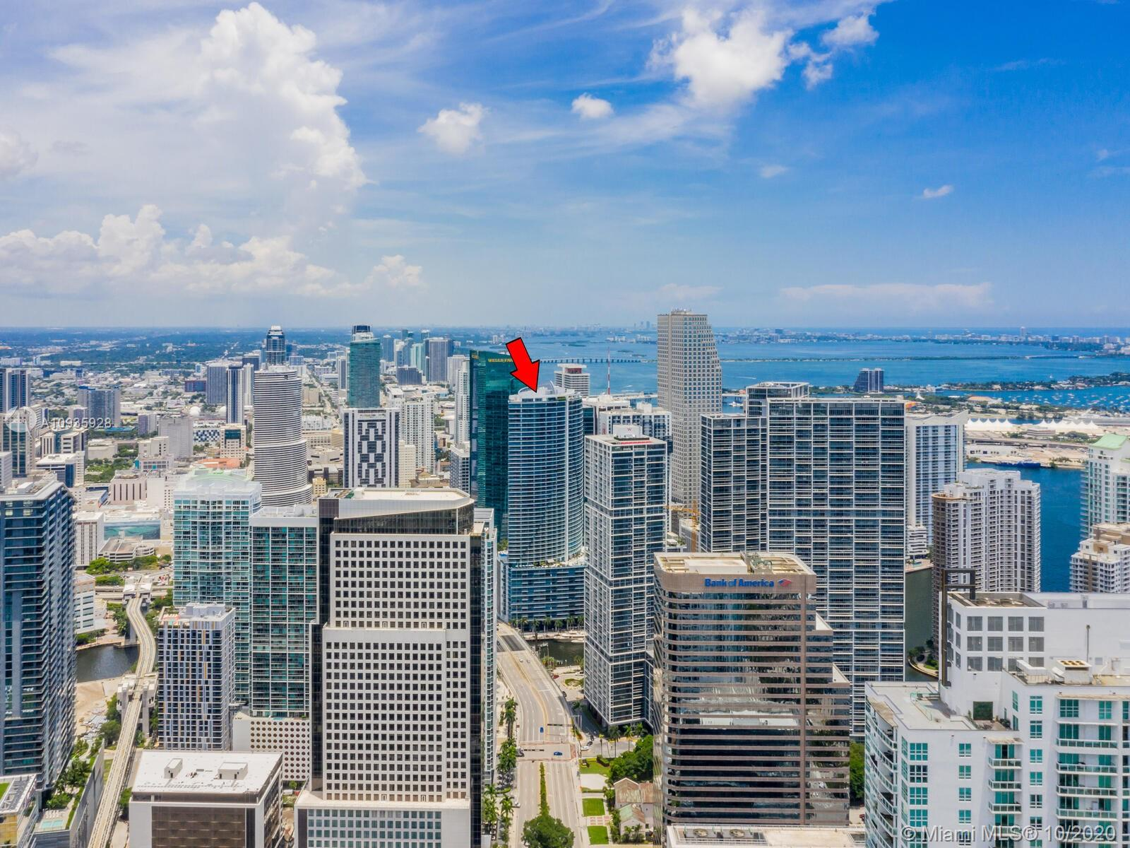 Photo of 200 Biscayne Boulevard Way #3901 listing for Sale
