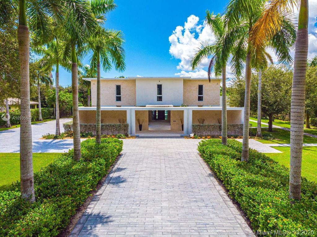 Flagler Grove Estate - 7450 SW 102nd St, Pinecrest, FL 33156