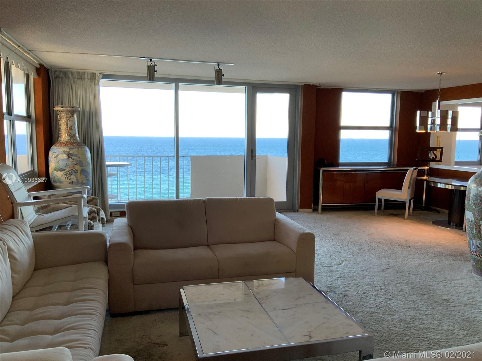 Malaga Towers One #11D - 1912 S Ocean Dr #11D, Hallandale Beach, FL 33009
