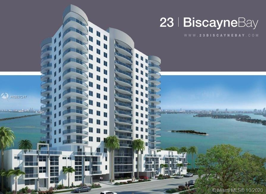 23 Biscayne Bay #701 - 601 NE 23rd St #701, Miami, FL 33137