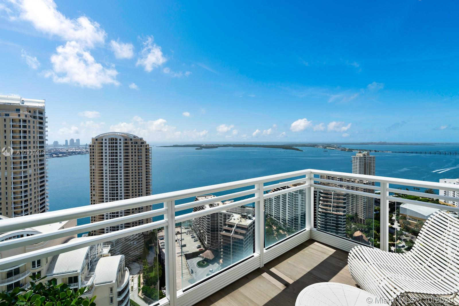 Photo of 900 Brickell Key Blvd #PH04 listing for Sale