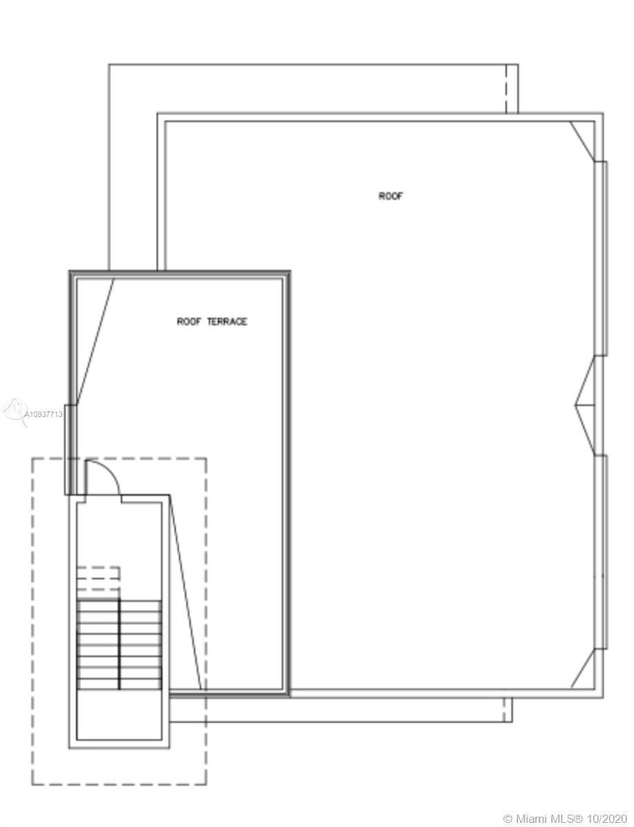 Rooftop Sundeck Plan
