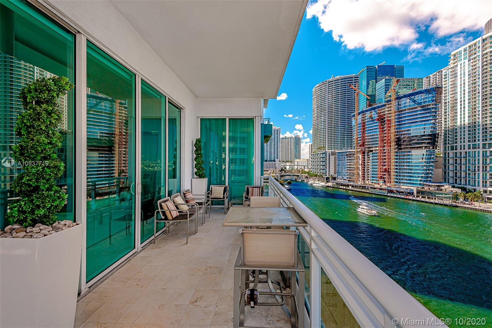 Photo of 900 Brickell Key Blvd #903 listing for Sale