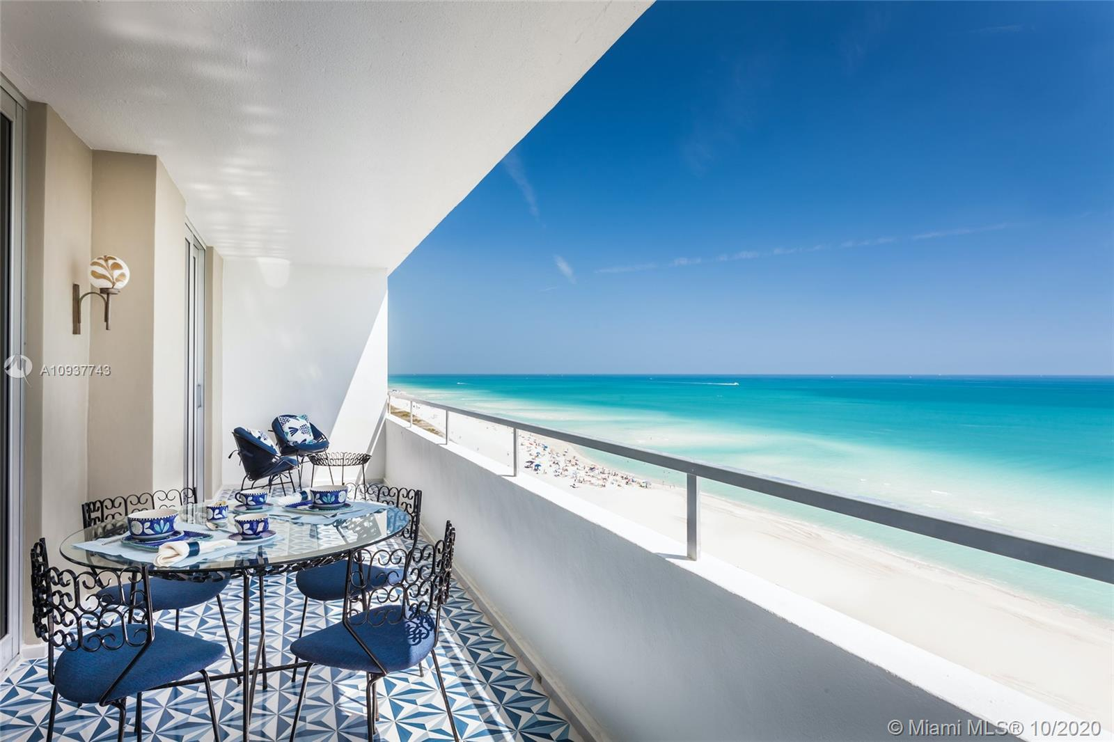 Oceanside Plaza #14K - 5555 Collins Ave #14K, Miami Beach, FL 33140