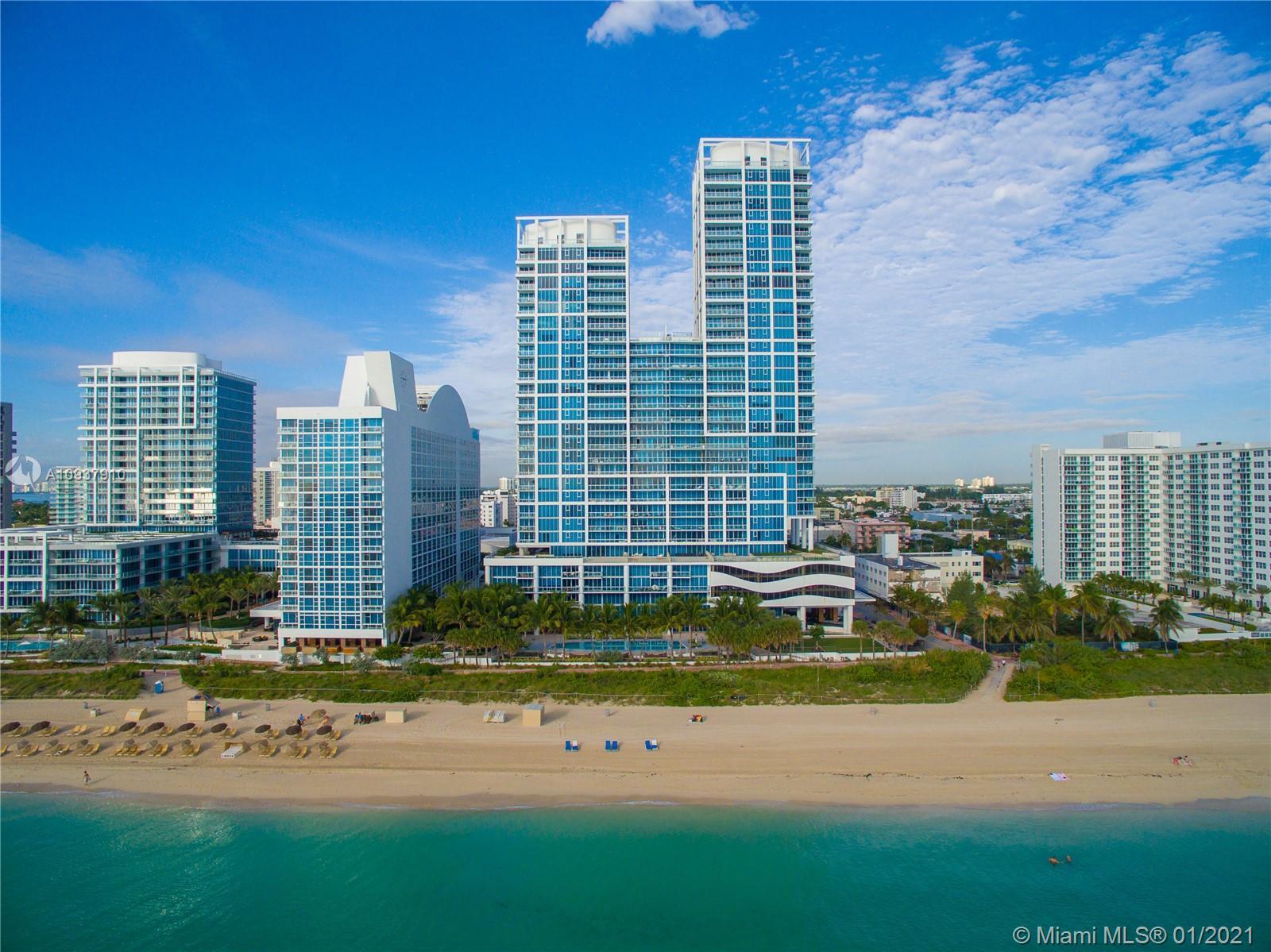 Carillon South Tower #705 - 6799 Collins Ave #705, Miami Beach, FL 33141