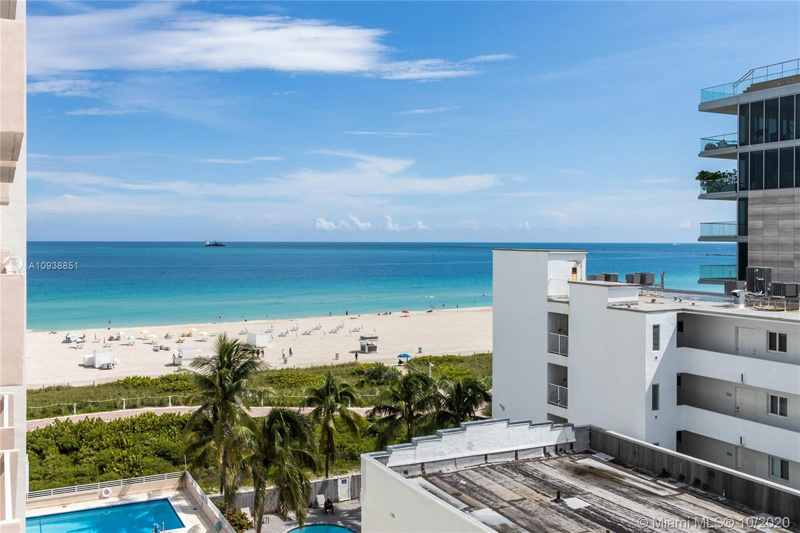 Ocean Point #810 - 345 Ocean Dr #810, Miami Beach, FL 33139