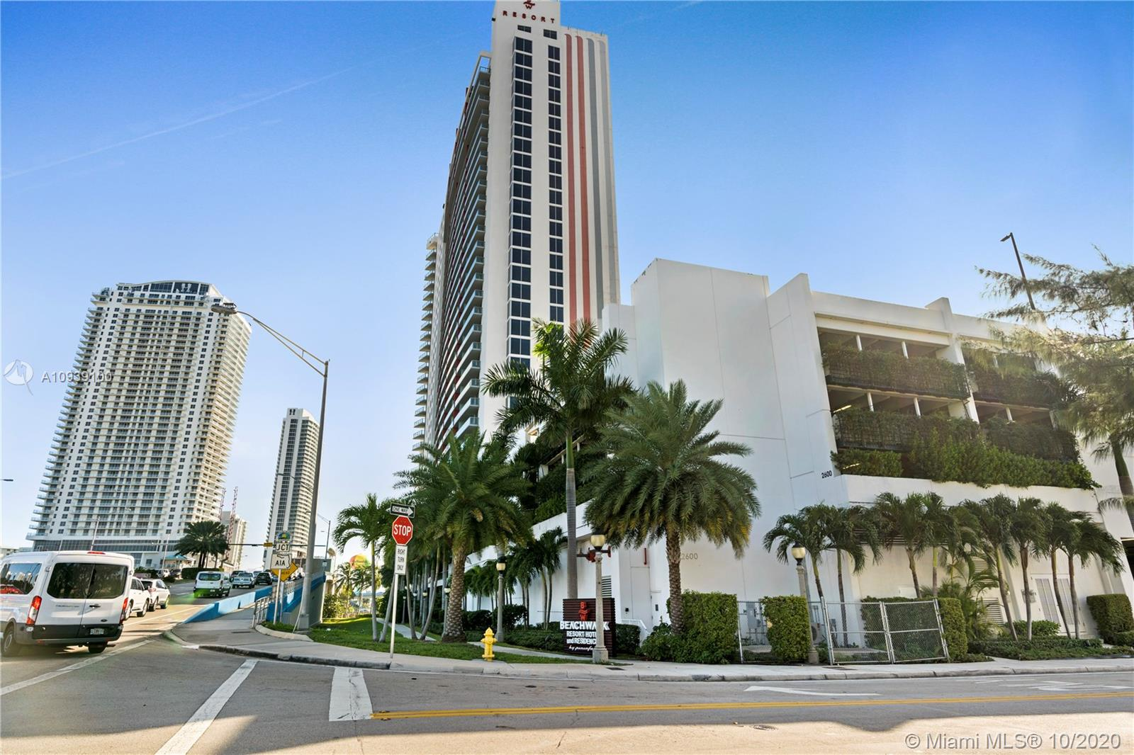 Photo of 2602 E Hallandale Beach Blvd #R408 listing for Sale