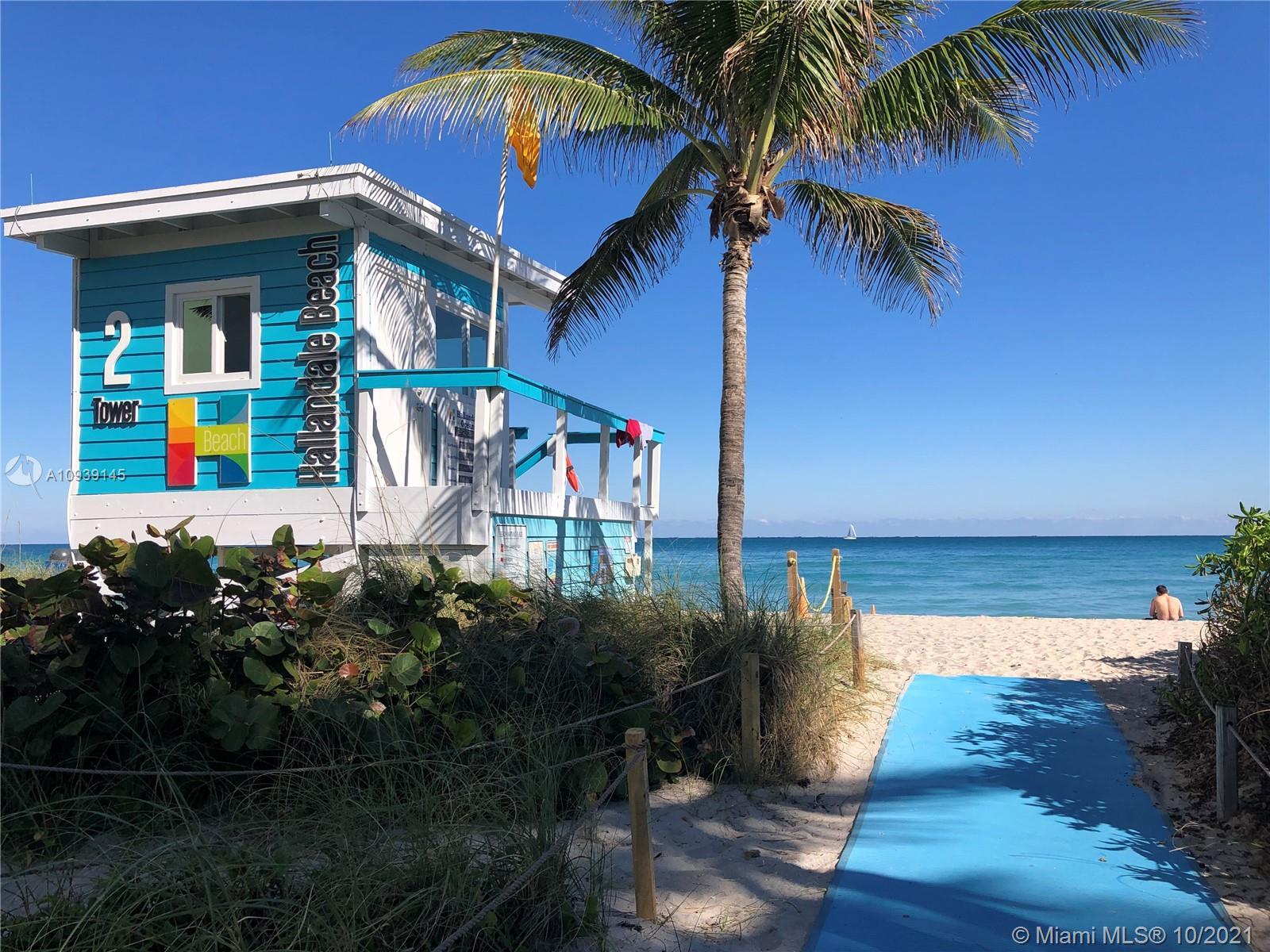 Prince George #17K - 1865 S Ocean Dr #17K, Hallandale Beach, FL 33009