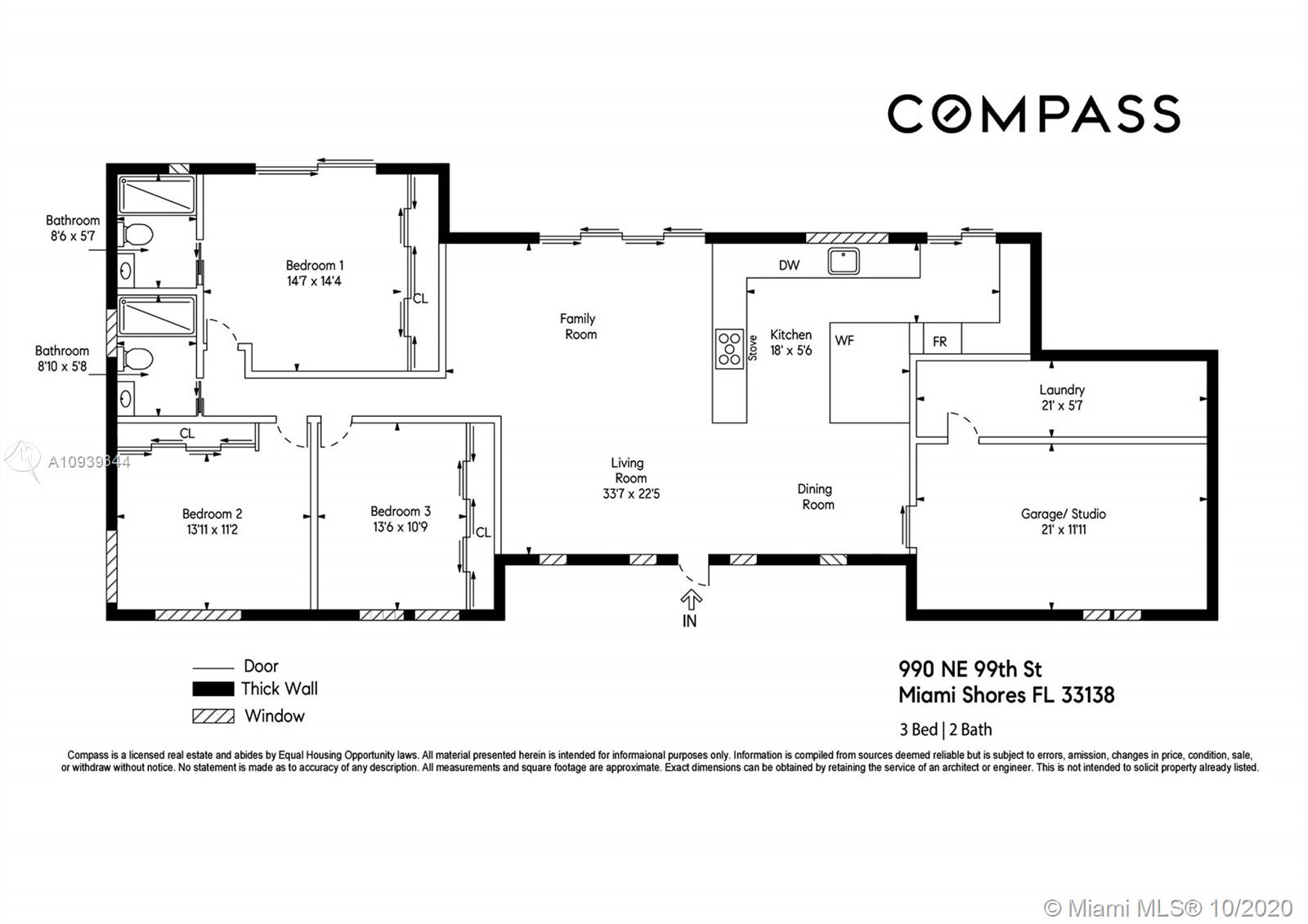 Photo of 990 NE 99th St # listing for Sale