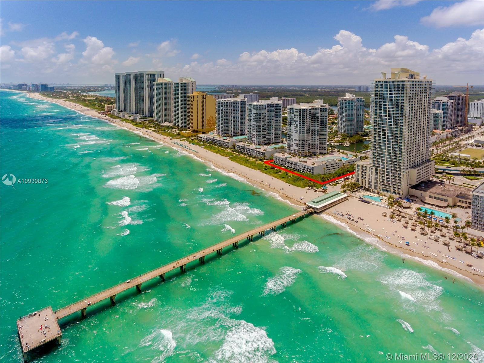 Photo of 16485 Collins Ave #2736-III listing for Sale