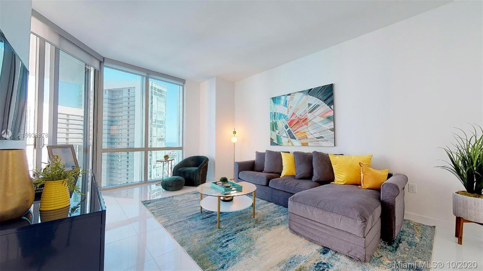 Paramount Miami Worldcenter #4105 - 851 NE 1st ave #4105, Miami, FL 33132