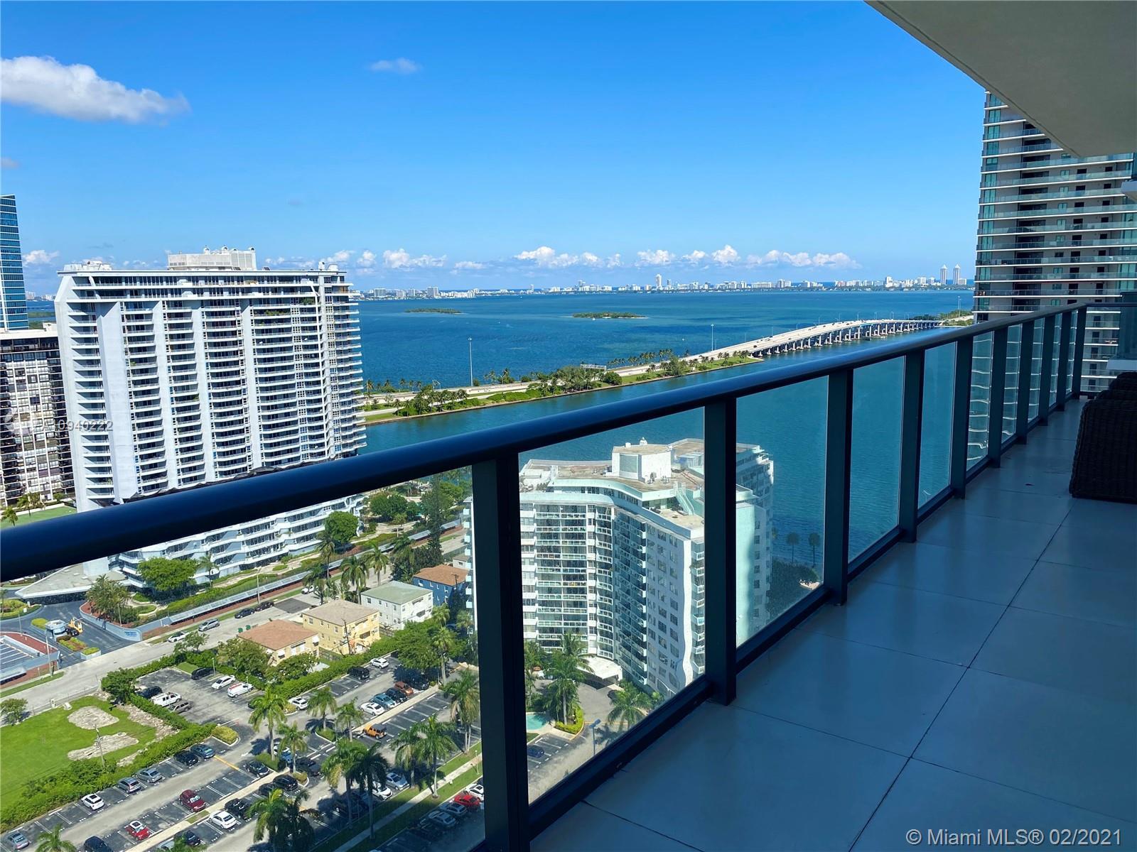 Paraiso Bayviews #2410 - 501 NE 31st St #2410, Miami, FL 33137