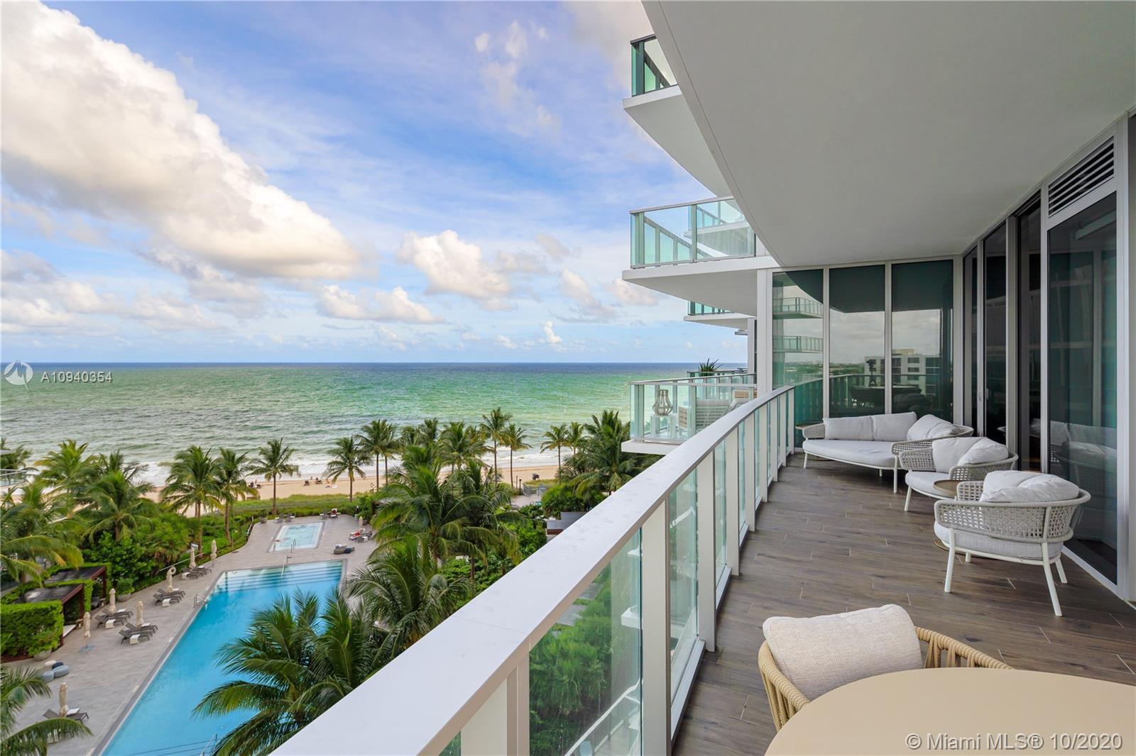 Auberge Beach Residences #S606 - 2200 N Ocean Blvd #S606, Fort Lauderdale, FL 33305