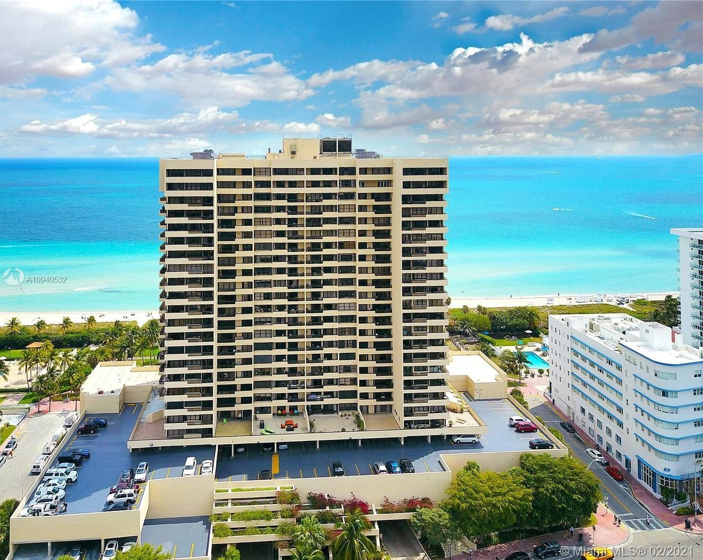 Club Atlantis #1505 - 2555 Collins Ave #1505, Miami Beach, FL 33140