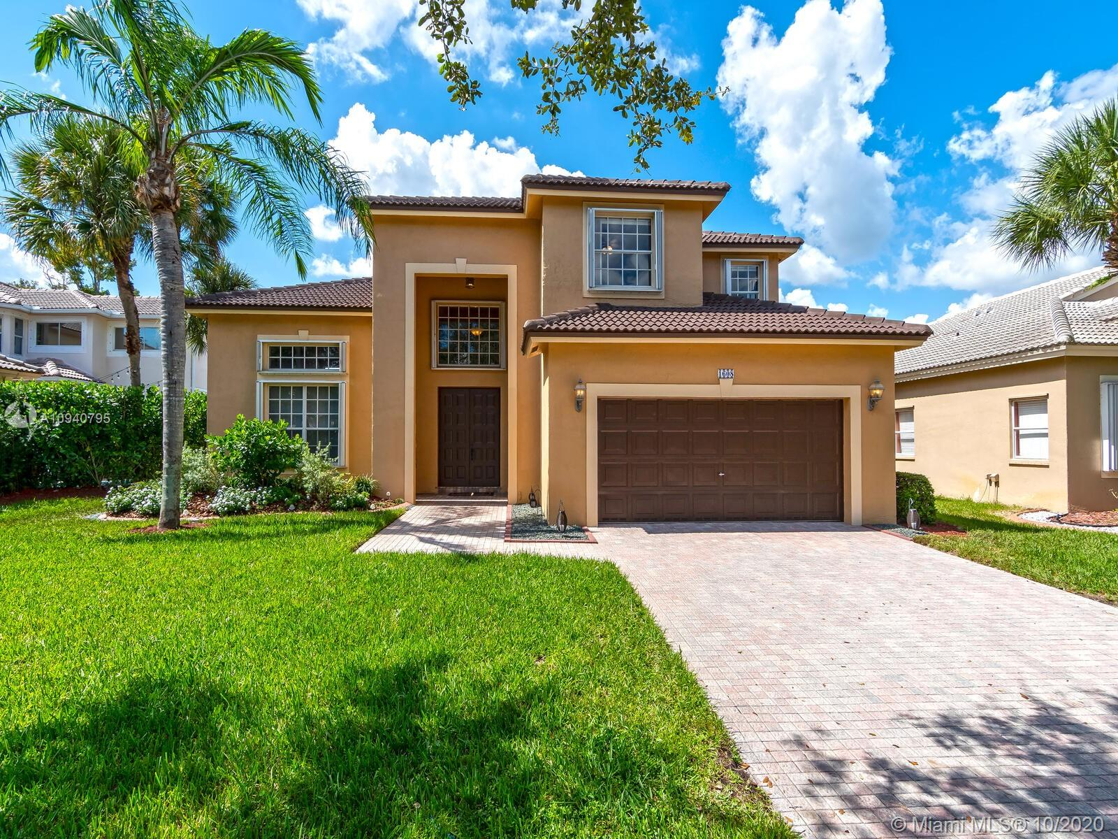 1608 NW 171st Ave, Pembroke Pines, Florida 33028, 4 Bedrooms Bedrooms, ,3 BathroomsBathrooms,Residential,For Sale,1608 NW 171st Ave,A10940795