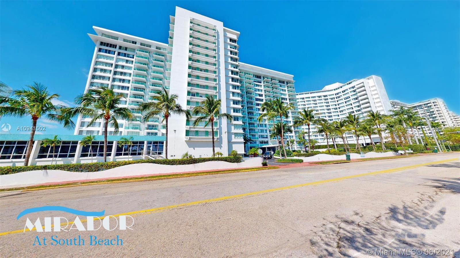 Mirador South #406 - 1000 West Ave #406, Miami Beach, FL 33139