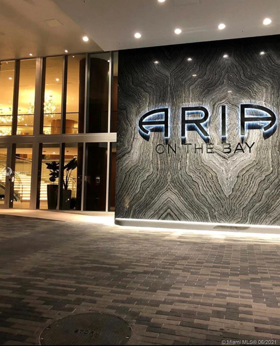 Aria on the Bay #3603 - 488 NE 18TH #3603, Miami, FL 33132
