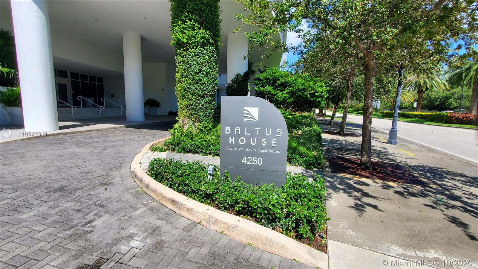 Baltus House #1015 - 4250 Biscayne Blvd #1015, Miami, FL 33137