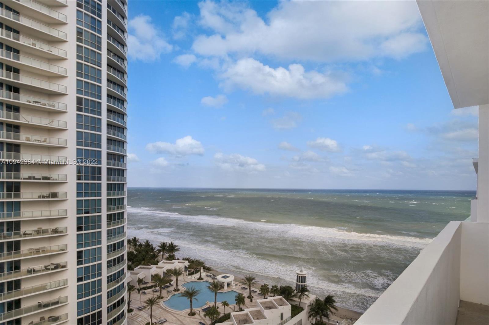 Alexander Towers #PH09 - 3505 S Ocean Dr #PH09, Hollywood, FL 33019
