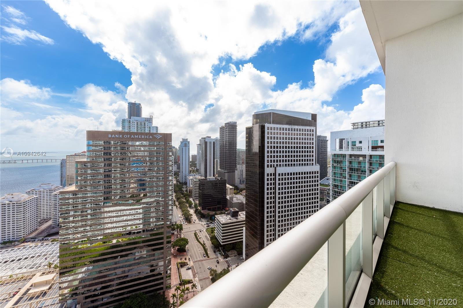Photo of 485 Brickell Ave #4009 listing for Sale