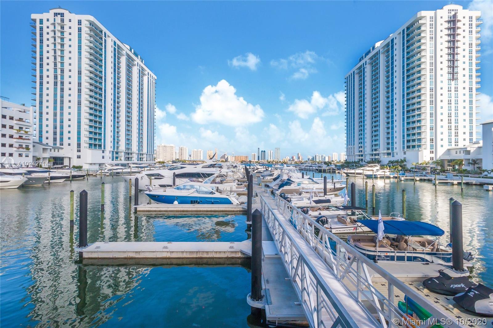 Marina Palms 1 #1809 - 17111 Biscayne Blvd #1809, North Miami Beach, FL 33160