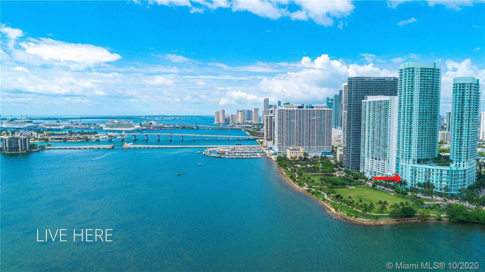 Quantum on the Bay #503 - 1900 N Bayshore Dr #503, Miami, FL 33132