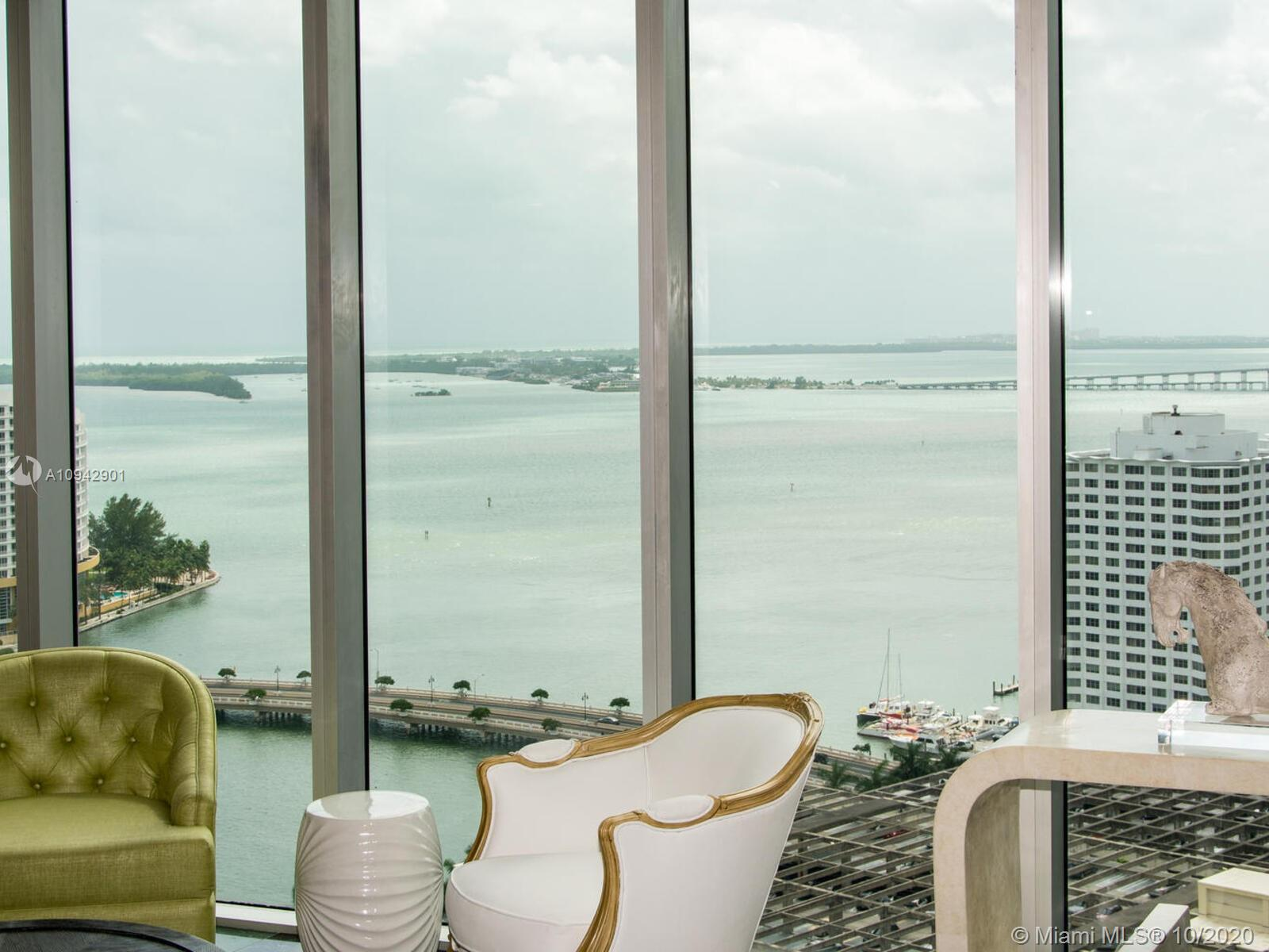 Photo of 485 Brickell Ave #2608 listing for Sale