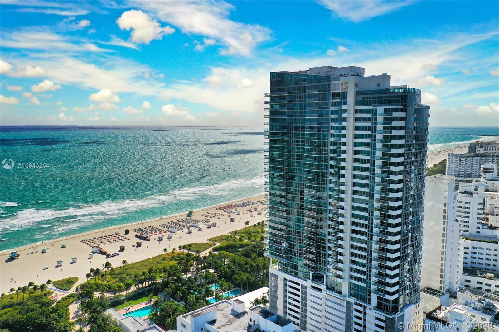 Setai #2604 - 101 20th St #2604, Miami Beach, FL 33139