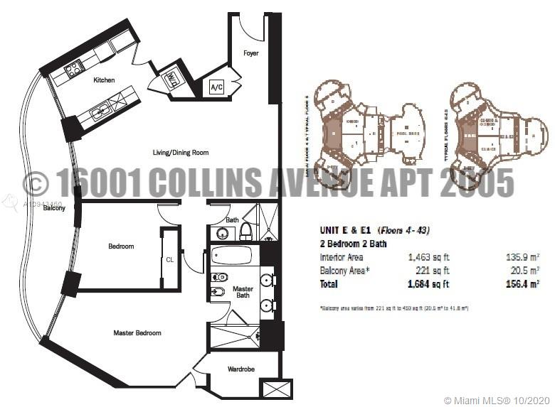 Photo of 16001 Collins Ave #2005 listing for Sale