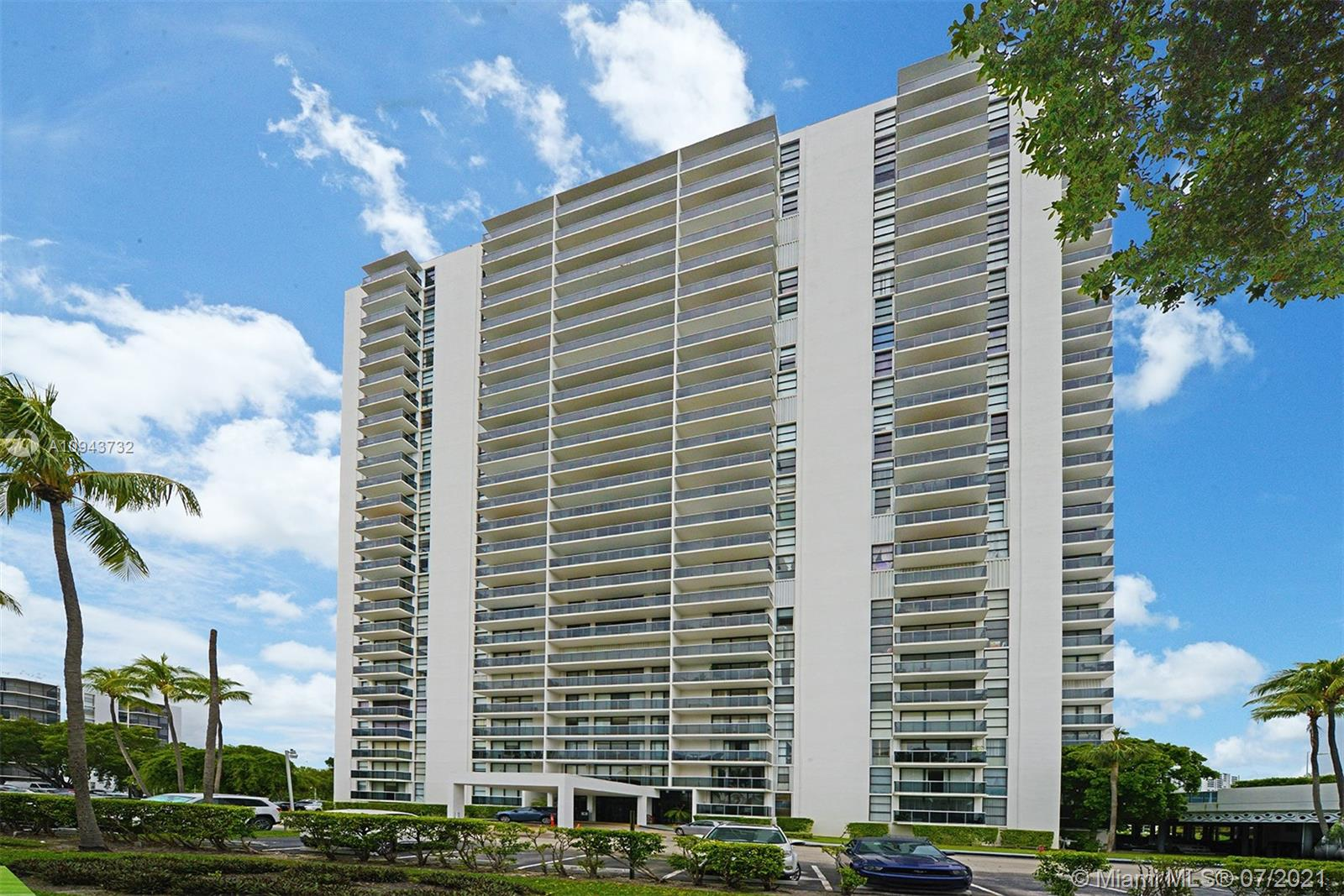 Eldorado Tower One #607 - 3625 N Country Club Dr #607, Aventura, FL 33180